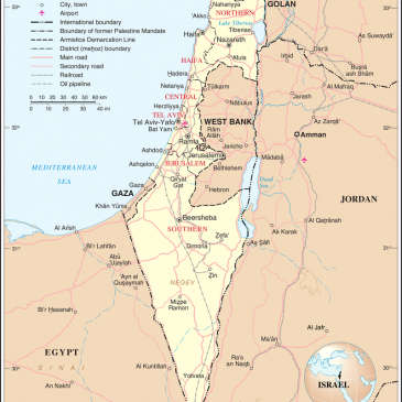 Botanising Israel, an epic adventure of war and wildflowers, part 2